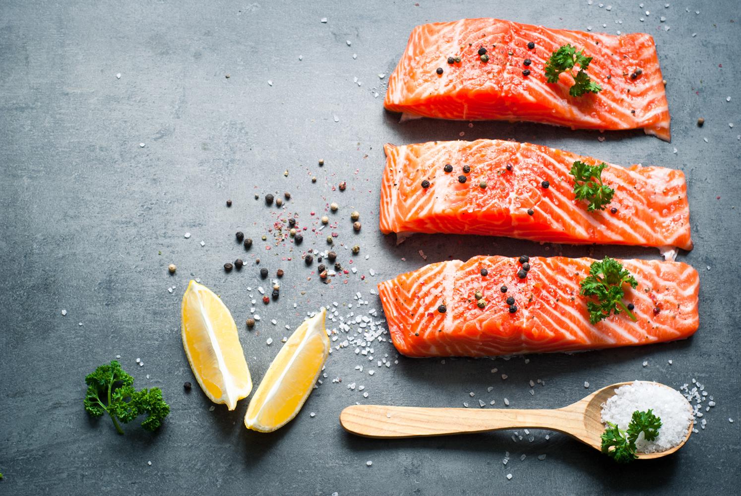 Диетические рыбные блюда: какую нежирную рыбу можно есть